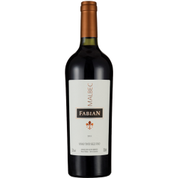 Fabian - Reserva Malbec - 2017