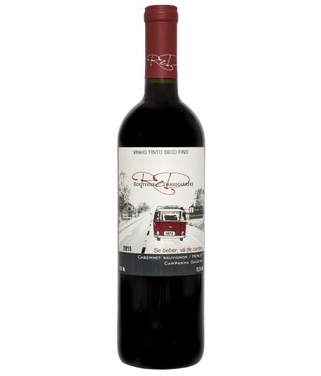 Routhier ReD - Cabernet Sauvignon Merlot - 2016