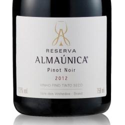 Almaúnica Reserva - Pinot Noir - 2013
