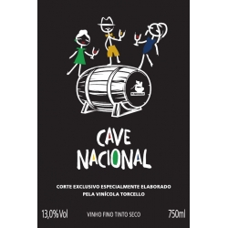 Cave Nacional - Corte Especial Torcello