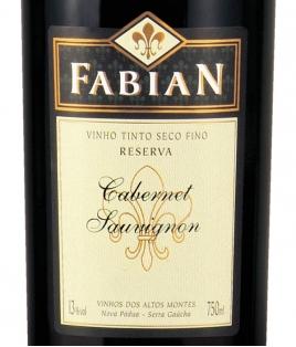 Fabian Reserva - Cabernet Sauvignon - 2017