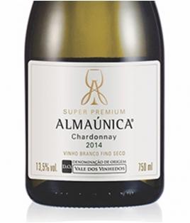 Almaúnica Super Premium - Chardonnay - 2014