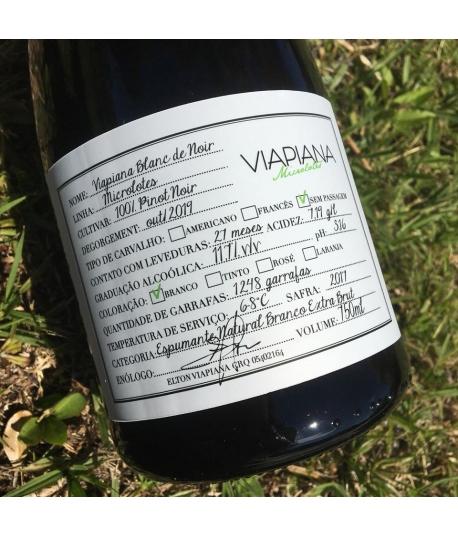 Viapiana - Espumante Blanc de Noir Extra Brut
