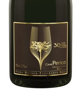Cave Pericó - Champenoise Brut - Safra 2012