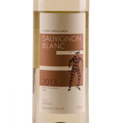 Casa Venturini - Sauvignon Blanc - 2015