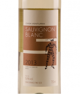 Vinho Sauvignon Blanc Casa Venturini 2015