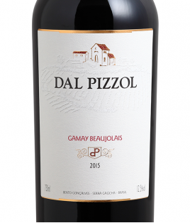 Dal Pizzol Gamay Beaujoulais 2015