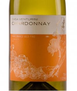 Vinho Chardonnay Casa Venturini Reserva 2014