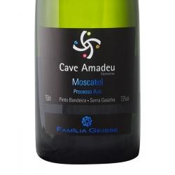 Cave Amadeu - Espumante Moscatel ASTI