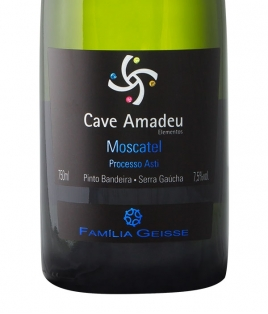Asti Cave Amadeu Moscatel