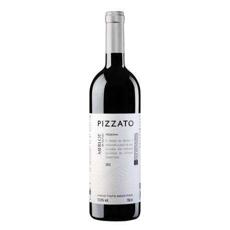 Pizzato Reserva Merlot 2017