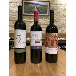 KIT 583 - Vinhos Tintos dia...