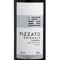 Pizzato Reserva - Egiodola - 2010
