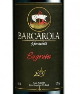 Barcarola - Lagrein - 2014