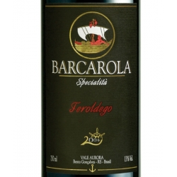 Barcarola - Teroldego - 2012