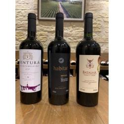 Kit 701 - Vinhos novos de...
