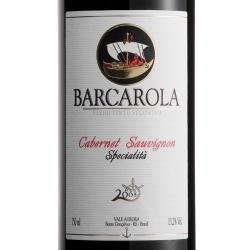 Barcarola - Cab. Sauvignon - 2012