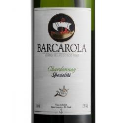 Barcarola - Chardonnay - 2013