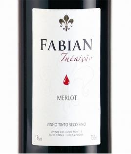 Merlot Fabian Intuição 2012