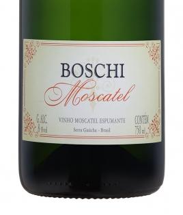 Espumante Moscatel Boschi