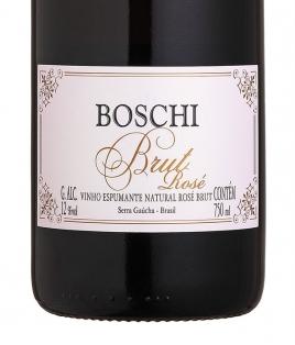 Espumante Brut Rose Boschi