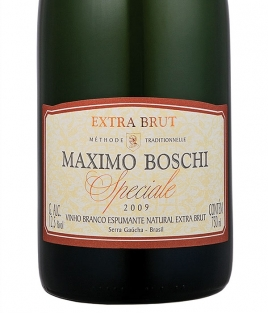 Maximo Boschi Speciale - Extra Brut - 2009