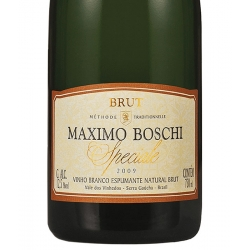 Maximo Boschi Speciale - Brut - 2009