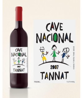 Cave Nacional Tannat 2007