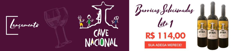 Cave Nacional - Barricas Selecionadas - Lote 1